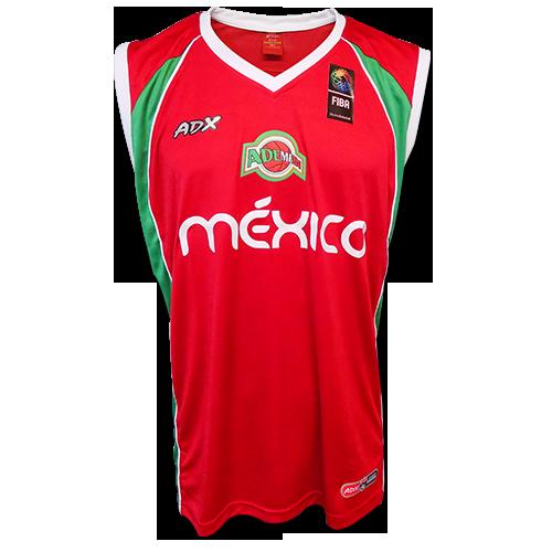 zJersey Selección Mexicana color Rojo – ADX b69e87a5fcb4f
