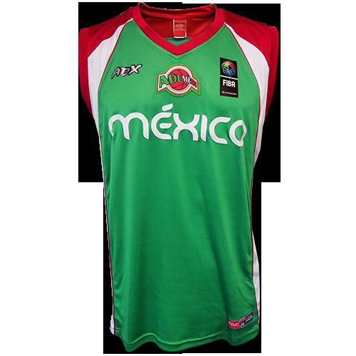 34f7532250689 zJersey Selección Mexicana color Verde – ADX