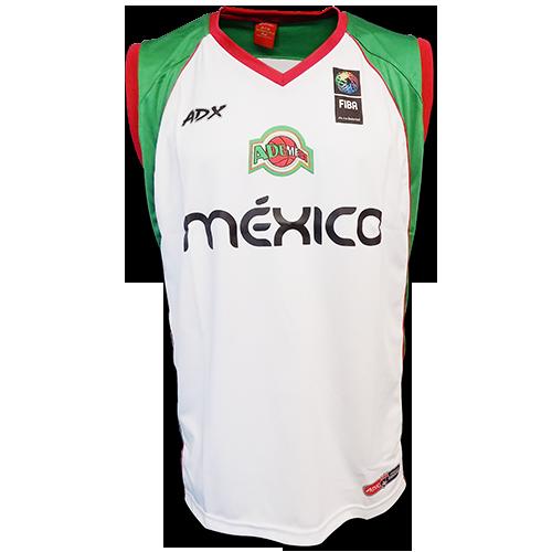 983a1ad2ceb21 zJersey Selección Mexicana color Blanco